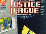 Justice League America Vol 1 49