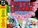 Justice League International Annual Vol 1 3