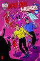 Star Trek Legion of Super-Heroes Vol 1 5 CVR B