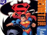 Superman/Batman Secret Files & Origins 2003