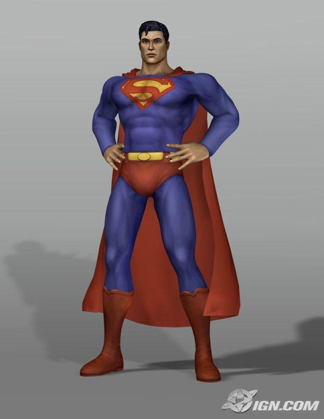 Kal El Justice League Heroes