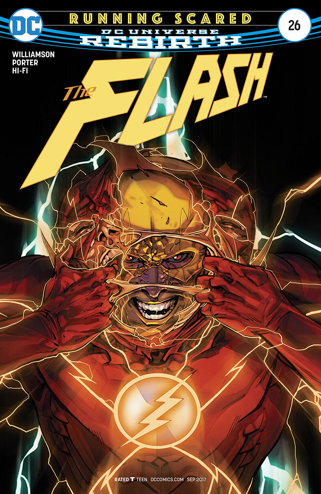 51 - Les comics que vous lisez en ce moment - Page 21 The_Flash_Vol_5_26