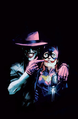 Cancelled Joker Variant by [[Rafael Albuquerque]]