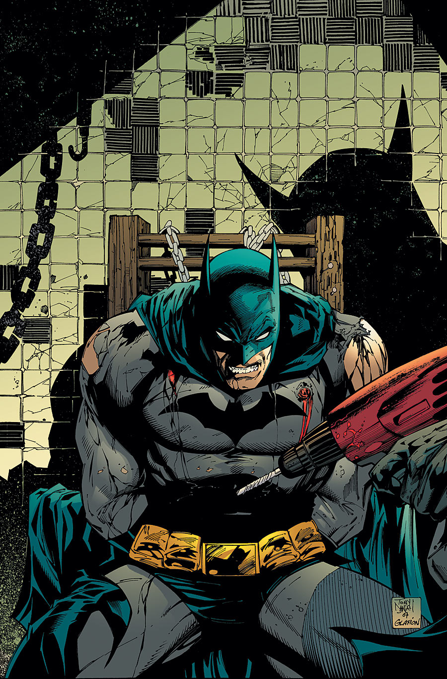 Batman Recommended Reading | DC Database | FANDOM powered by