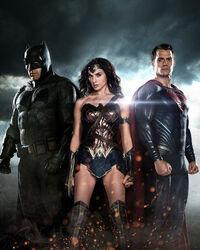 Batman Superman Wonder Woman (Batman v Superman- Dawn of Justice)