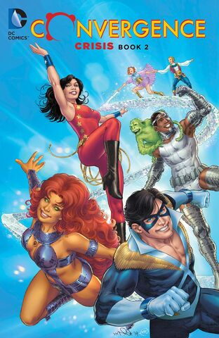 File:Convergence Crisis Book Two.jpg