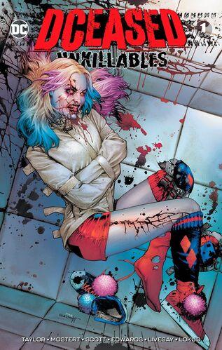 Unknown Comics Exclusive Anacelto Variant