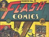 Flash Comics Vol 1 51
