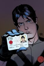 Dick Grayson, Agent of Spyral