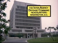 Inter-Agency Defense Command HQ