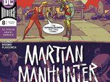Martian Manhunter Vol 5 8