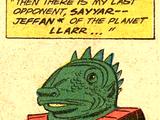 Sayyar (Earth-One)