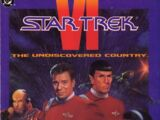 Star Trek VI: The Undiscovered Country Vol 1 1