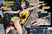 Diana is Wonder Woman once more