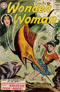 Wonder Woman Vol 1 107
