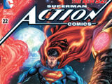 Action Comics Vol 2 22