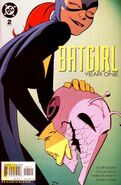 Batgirl - Year One 2
