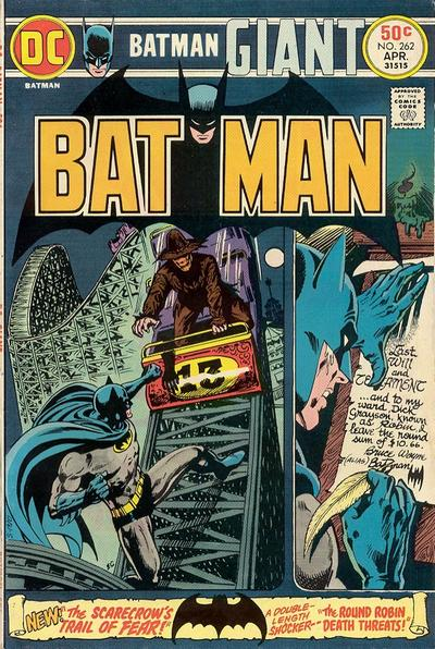Batman Vol 1 262 | DC Database | FANDOM powered by Wikia
