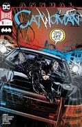 Catwoman Annual Vol 5 1