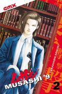 Musashi Number Nine Vol 1 2