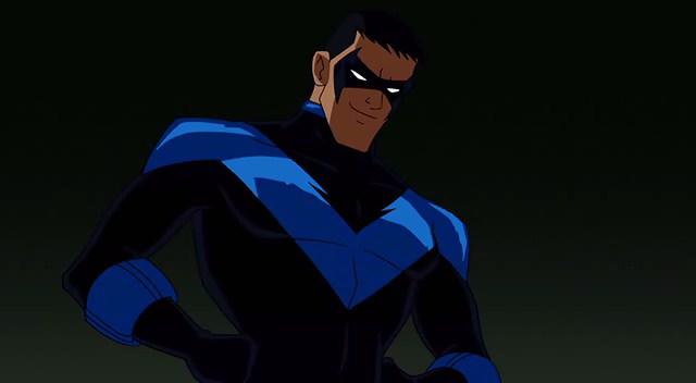 Richard Grayson Batman Under The Red Hood