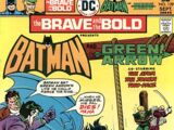 The Brave and the Bold Vol 1 129