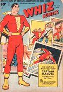 Whiz Comics 127
