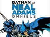Batman Illustrated by Neal Adams Omnibus (Collected)
