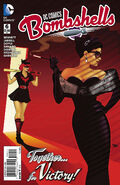 DC Comics Bombshells Vol 1 6