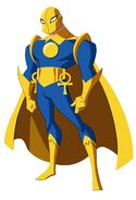Doctor Fate (Justice League Action)