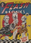 Flash Comics 45