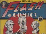 Flash Comics Vol 1 45