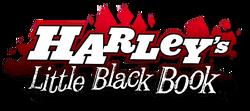 Harley's Little Black Book (2015) logo