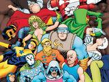 Justice League Antarctica