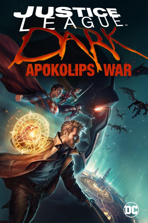 Justice League Dark Apokolips War Movie Dc Database Fandom