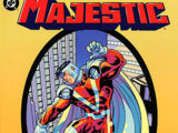 Majestic: Strange New Visitor (Collected)