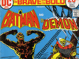 The Brave and the Bold Vol 1 109