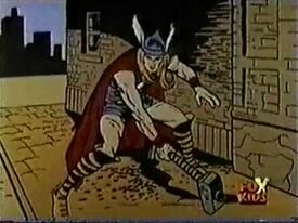 Marvel Super Heroes Capitulo 4 Parte 1 Español Latino 0001