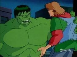 Hulk Remembers Rick