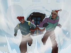 Ororo Snowball Fight XME
