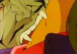 Dracula Bites Woman DSD