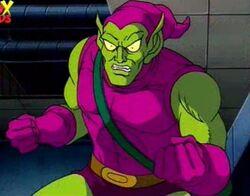 Green Goblin Carnage Universe
