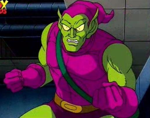 image green goblin carnage universe jpg marvel animated universe