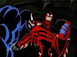 Carnage Venom Get Ram Canister