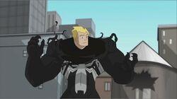 Symbiote Leaves Eddie SSM