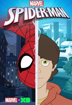 Spider-Man 2017 Key Art