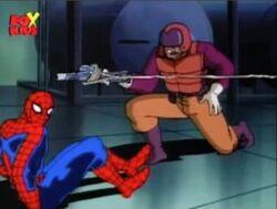 Spider-Man Stops Spider-Flash Death