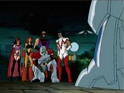 Ultron Defeats Ant-Man