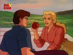 Betty Offers Bruce Dream Apple