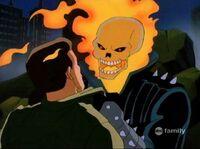Ghost Rider Penances Glenn